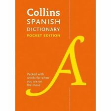 Collins Spanish Dictionary Pocket Edition: 40,000 words and phrases in a portabl