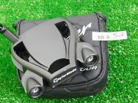 """TaylorMade Spider Tour Black 35"""" Putter with Headcover Excellent"""