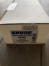 Shure UA505 UHF Antenna Mount New In Box