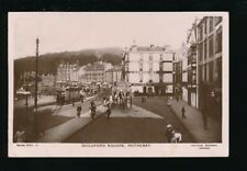 Scotland Buteshire ROTHESAY Guildford Sq c1900/10s? RP PPC by Davidson Bros