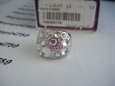 Lia Sophia Rock Candy Size 10 Ring RV $66 NIB