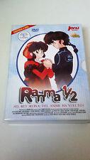 """DVD """"RANMA 1/2 SECONDA 2 STAGIONE"""" 4 DVD DIGIPACK CAP 19 AL 39 22 CAPITOLI"""