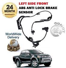 Per Mitsubishi l200 Pickup Chitarra 2.5 2006 - > ANTERIORE SINISTRO ABS Anti Bloccaggio Freno Sensore