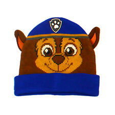 Chase Blue Paw Patrol Hat NEW BNWT Scarfe /& Mittens set by George 4-6 Years