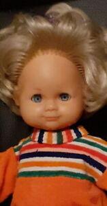 Schildkröt Puppe Schlummerle von ca. 1977