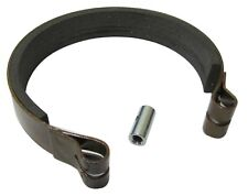 "NEW 4"" Brake Band with Pin for Drum Brake Go Karts Fun Yard Cart Parts Minibike"