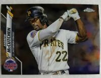 💥 ANDREW MCCUTCHEN 2020 TOPPS CHROME UPDATE ASG PITTSBURGH PIRATES💥💥