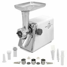 2000W Electric Meat Grinder Mincer Sausage Maker Machine Stainless Steel Kibbe