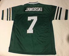 Ron Jaworski Eagles Jersey Stitched Throwback Green Mitchell & Ness Adult XL