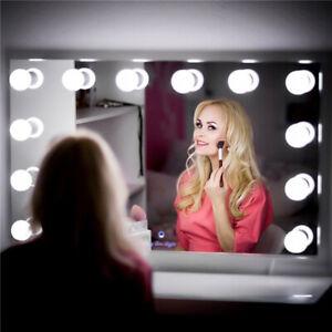 LED Schminkspiegel Spiegellampe Make-up Licht Einstellbare Kit