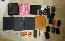 Wholesale lot of Assorted iPhone, samsung iPad and BlackBerry tablet cases