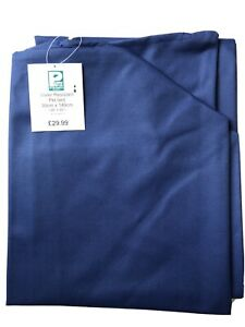 EXTRA LARGE WATER RESISTANT PET BED COVER IN BLUE DOG BEDS / MATS 99 X 149CM