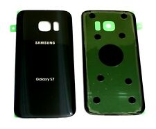 OEM Battery Back cover For Samsung Galaxy S7 G930 for All Carriers ~ Onyx BLACK