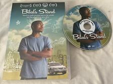 Bilal's Stand (DVD, 2012) Angela Roberts | Julian Gant | Sultan Sharrief