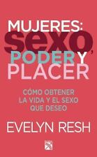Mujeres: sexo, poder y placer (Spanish Edition)-ExLibrary