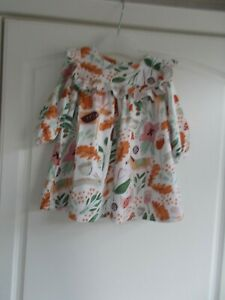 M&S GIRLS AGE 3-6 MONTHS DRESS