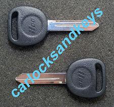1999-2006 Chevy Chevrolet Silverado B102 Key blanks blank
