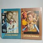 2002 Star Wars JournaI Diary Notebook Anakin Padme Luke Leia Obi Wan  Bookmark