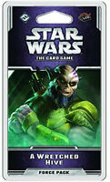 Star Wars : the card game LCG - A Wretched Hive Force Pack - English