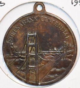 1900 ~40 Eureka Centennial Token 1890 - 1990 Token 490857 combine shipping