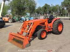 2012 Kubota L3940D 4WD Diesel Tractor Utility Ag Farm Loader PTO 3-PT  bidadoo