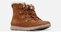 Sorel Women's Explorer Joan Winter Boot 1808061/224 Camel NEW