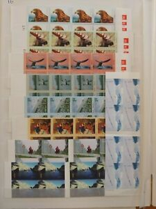 RECENT VF MNH LOT COMPLETE STAMP BOOKLETS NORGE NORWAY NORWEGEN B95.16 $0.99