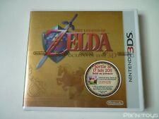 NINTENDO 3DS Zelda Ocarina of time 3D boitier collector [ NEUF ]