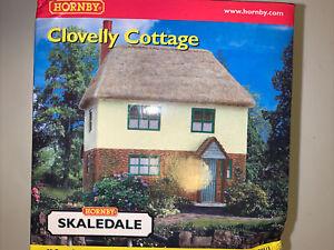 Hornby Skaledale OO Gauge Clovelly Cottage R8515
