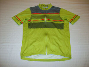 PEARL IZUMI CYCLING BICYCLE JERSEY MENS MEDIUM ROAD/MOUNTAIN BIKE JERSEY NICE!