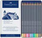 12 Aquarellstifte Malstifte Buntstifte farbsortiert Goldfaber Aqua Faber-Castell