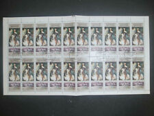 Yemen 1968 Olympic Games Van Dyck Full Complete Sheet #S160