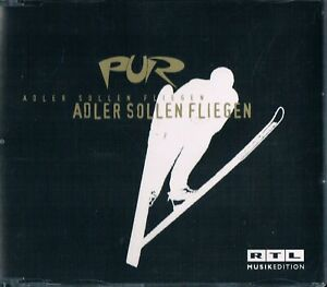 "PUR "" Adler sollen fliegen "" 1 Neuwertige CD !"