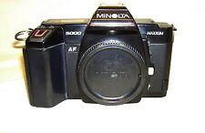 konica minolta auto film cameras with manual program modes ebay rh ebay com Minolta Maxxum 7Xi Minolta Maxxum Htsi Plus