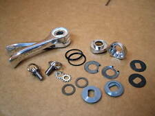 """New-Old-Stock Shimano """"Golden Arrow"""" Friction Shifters - Braze-On Model"""