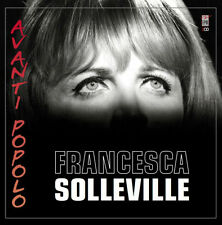 FRANCESCA SOLLEVILLE - AVANTI POPOLO, 3 CD (NEUF)