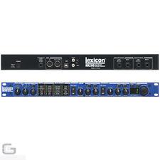 Rackmontierbare Pro-Audio Multi-Effektprozessoren