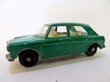 MATCHBOX Lesney 64b Morris MG 1100-Verde. VINTAGE, COMPLETO 64. BPW. buona.