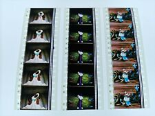 The Great Mouse Detective 35mm Film Cells Unmounted 5 Frame Genuine Walt Disney