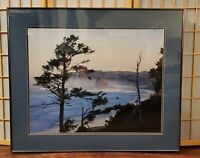Haystack Rock South Cannon Beach Oregon 30x36 Signed Ron Keebler Photographer