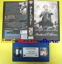 VHS film MICHAEL COLLINS 1997 julia roberts Liam nelson WARNER 14205(F168)no dvd