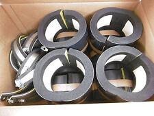 10 x Müpro ISO-Schellen Typ M Rohrschelle mit DÄMMGULAST Einlage und ISO-Schale
