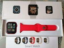 Latest Pink 2021 FULL HD Smart Watch 6 Series T500+ CALL Android & iPhone UK