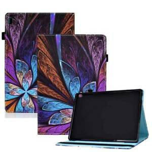 Pattern PU Leather Smart Case Cover for Lenovo Tab M10 HD (2nd Gen) M10 FHD Plus