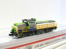Hobbytrain N H2944 Diesellok Vossloh G1700BB Am 843 BLS OVP (RB13)