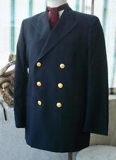 Men's Police Firefighter UNIFORM MILITARY SERVICE Blazer DRESS Coat JACKET 38R