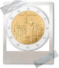 2 EURO *** Lituanie 2020 Litouwen *** Colline des croix / Kruisheuvel !!!