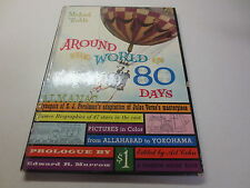 Michael Todd's Around the World in 80 Days vintage 1956 Random House hardcover