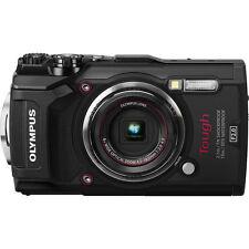 Olympus Tough TG-5 12.0MP Digital Camera - Black