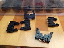 IDC 10 Way Header Ribbon Long Latch's Latched Vertical PCB x 10pcs ONO  DH10